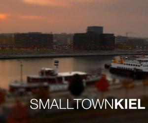 Smalltown Kiel – A Tiltshift Clip of Kiel/Germany