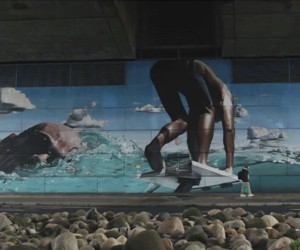 SMUG - Photorealistic Graffiti Artist