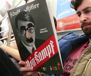 Scott Rogowsky reads books with witty titles