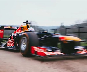 Red Bull Racing - Rugby Team