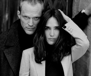 LATEST CRUSH: PAUL BETHANY AND JENNIFER CONNELLY