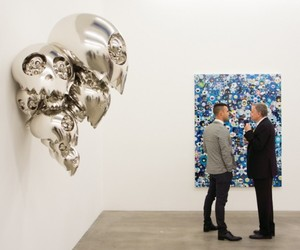 Takashi Murakami exhibits new work