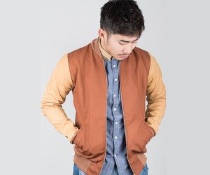 Frenchtrotters Teddy Brique Jacket by Abaka Shop