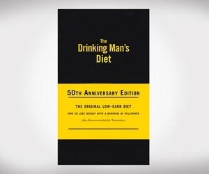 The Drinking Man's Diet - New Edition