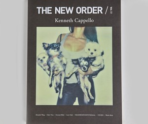 THE NEW ORDER #10 Kenneth Cappello Photo Cover