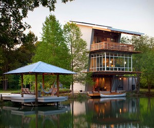 The Pond House | by Holly & Smith Architects