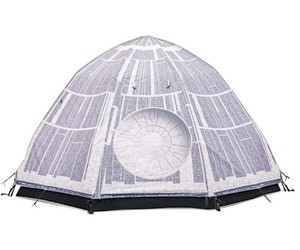 The new tent design from ThinkGeek