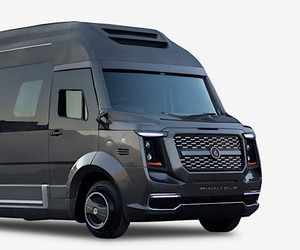 Pinnacle Specialty Vehicles is a luxury motorhome