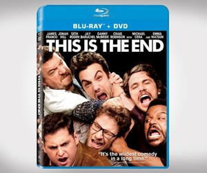 This is the End Now on Blu-ray & DVD