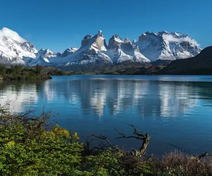 TIMELAPSE PROFITS AFTER FOUR DAYS PATAGONIA