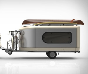 Tipoon Expandable Trailer