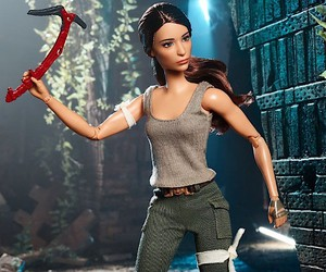 Barbie goes badass: Mattel brings out Tomb Raider