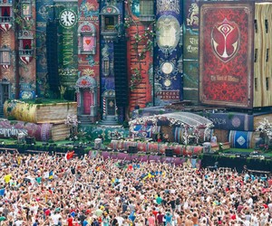 Watch the Live Stream of Tomorrowland 2012