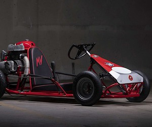 Go Kart Tony MV of 1956 will be auctioned