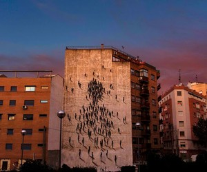 Top 10 Street Art Pieces of November 2013