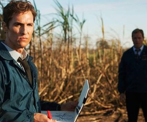 """True Detective"" Series with Matthew McConaughey"