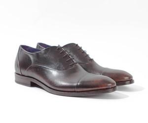 Noah Waxman 'Odeon' Cap Toe Shoes