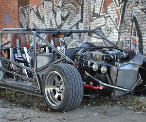 SalvageWon Eliminator Kit Car