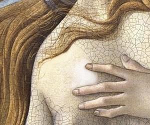 Vaseline against dry painting skin
