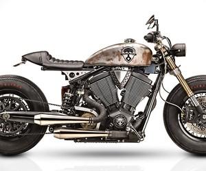 Victory Gunner Motorcycle