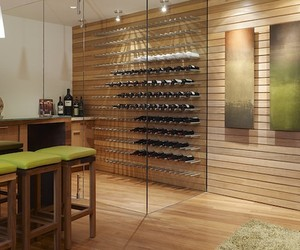 Ways To Display Wine At Home