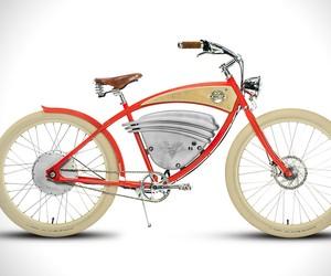 Vintage Cruz E-Bike