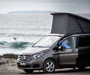 WHUDAT with Mercedes Benz on the #mbsurf-Trip