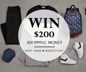 Giveaway: $200 Shopping Money on East Dane