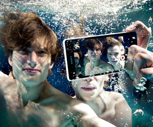 Sony Xperia ZR waterproof smartphone